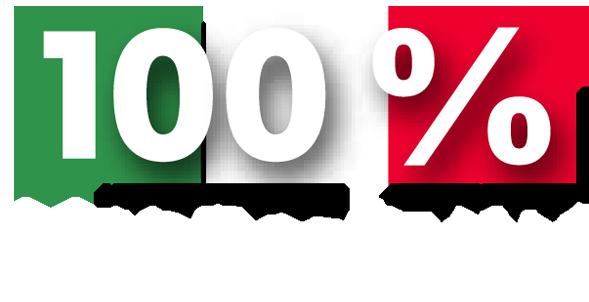 100% made